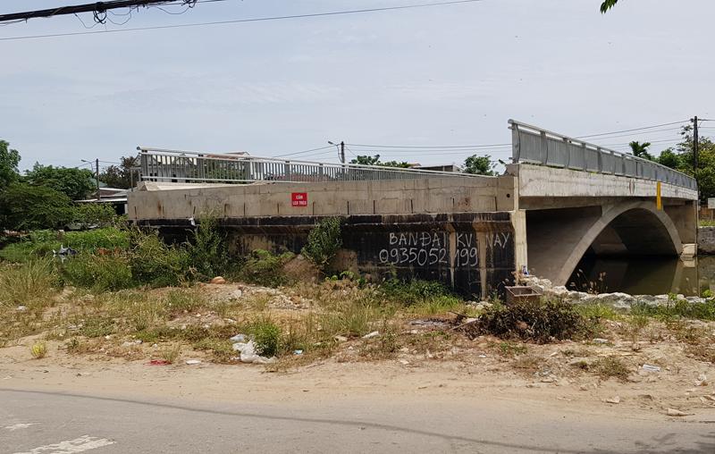 Thừa Thiên – Huế: Công trình cầu Lợi Nông tiếp tục triển khai theo phương án đã được phê duyệt