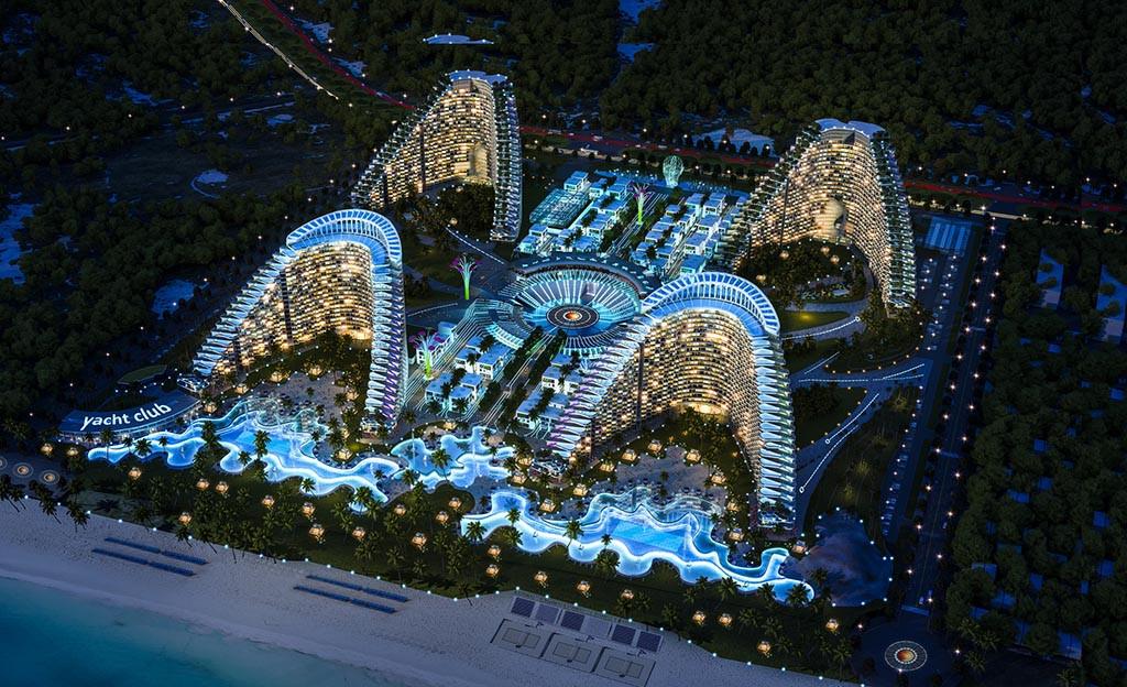 Chủ đầu tư phản hồi thông tin về dự án The Arena Cam Ranh