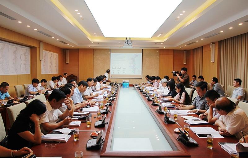 Thẩm định quy hoạch chung xây dựng Khu kinh tế Thái Bình