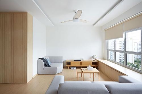 6 mẹo giúp ngôi nhà tối giản mà không lạnh lẽo