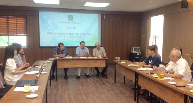 Giải thưởng Kiến trúc xanh Việt Nam: Chú trọng tiêu chí sử dụng tài nguyên, năng lượng hiệu quả