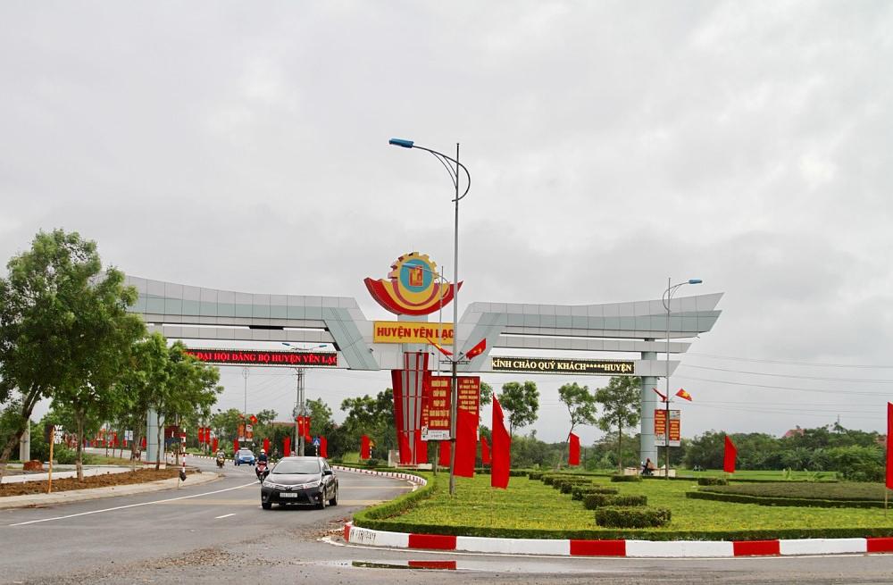 Vĩnh Phúc: Huyện Yên Lạc quyết tâm thực hiện thắng lợi nhiệm vụ phát triển kinh tế - xã hội giai đoạn 2021 - 2025