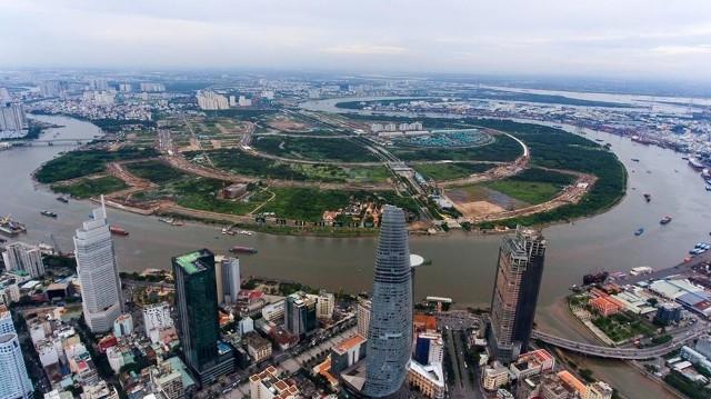 Thành phố Hồ Chí Minh kiểm tra nguồn gốc và nhà thầu cung cấp cát cho các dự án