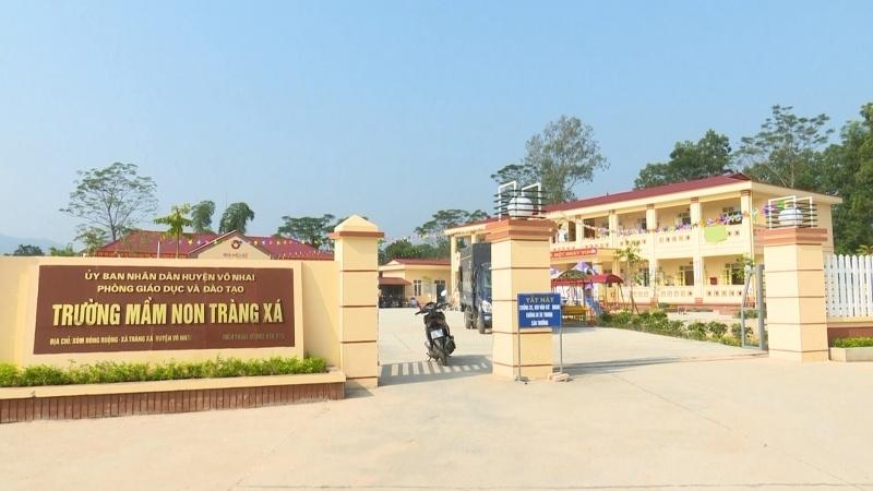 Thái Nguyên: Gần 37 tỷ đồng kiên cố hóa trường học vùng sâu, vùng xa