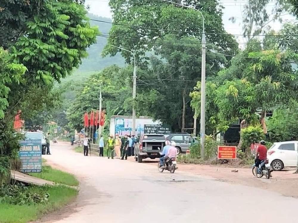 Sơn Động (Bắc Giang): Cách ly 3 thôn để phòng, chống dịch Covid-19