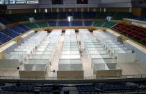 Chính thức bàn giao bệnh viện dã chiến tại Cung thể thao Tiên Sơn