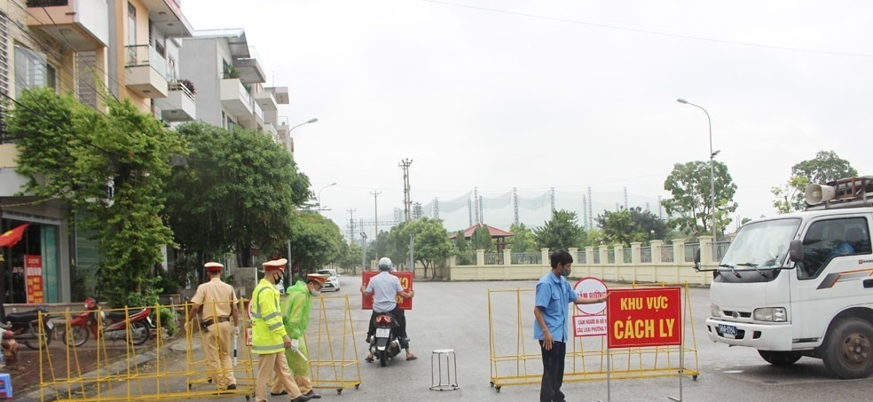 Bắc Giang: Thông tin chính thức về 02 trường hợp dương tính Covid-19