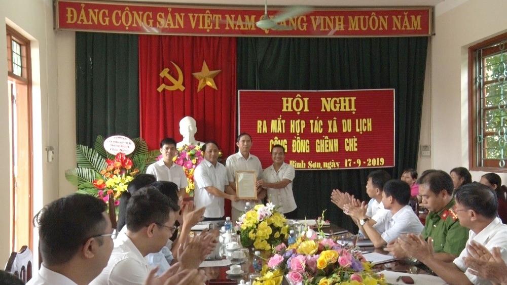 thai nguyen trien khai xay dung lang du lich sinh thai cong dong ghenh che