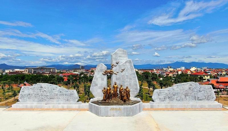 Dự án Quảng trường Hồ Chí Minh đang từng bước hoàn thiện các hạng mục.