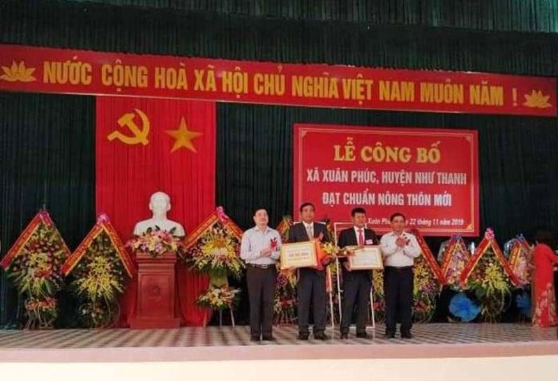 Thanh Hóa: Đảng bộ huyện Như Thanh vững bước vào nhiệm kỳ mới