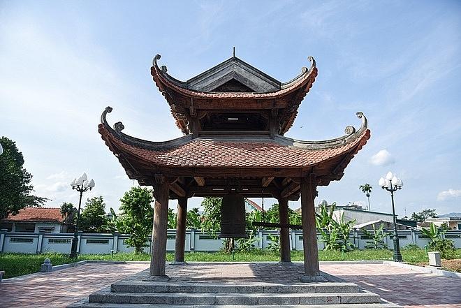 ngoi chua 600 tuoi tung la de nhat danh lam vung dong bac ghi dau lich su hao hung
