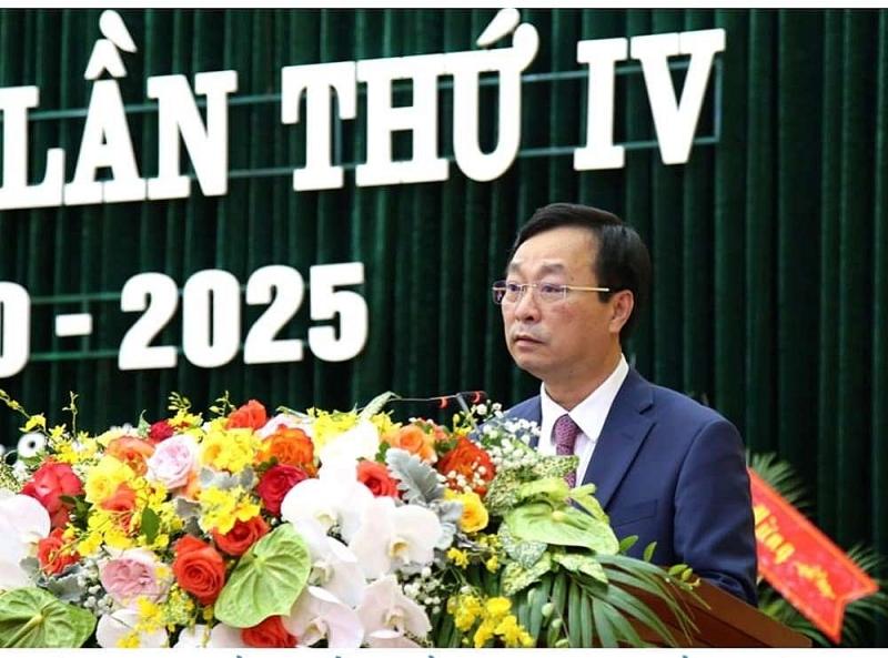 phu tho da i ho i da i bie u da ng bo huye n ta n so n la n thu iv nhie m ky 2020 2025