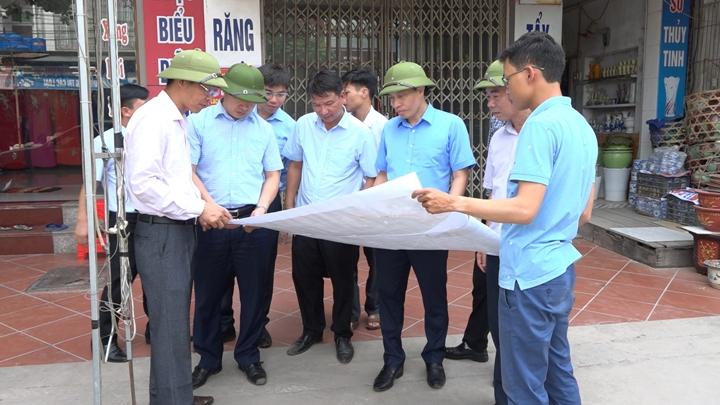 thai binh giai phong mat bang duong 221a nha thau cho lanh dao kho dan ngong