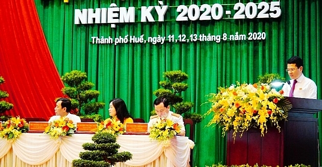 dang bo thanh pho hue to chuc dai hoi nhiem ky 2020 2025