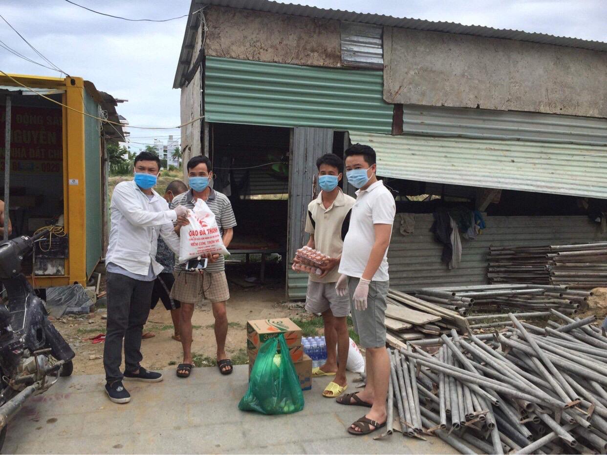 Đà Nẵng: Hỗ trợ công nhân xây dựng bị ảnh bởi dịch Covid-19