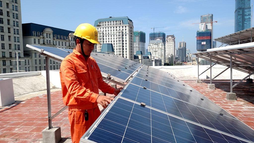 Việt Nam và Đan Mạch hợp tác thúc đẩy sử dụng năng lượng tiết kiệm và hiệu quả