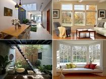 Nghệ thuật thiết kế giúp đón ánh sáng tự nhiên vào nhà