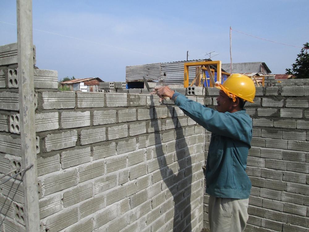 Phát triển vật liệu xây không nung: Chất lượng sản phẩm từng bước được kiểm soát