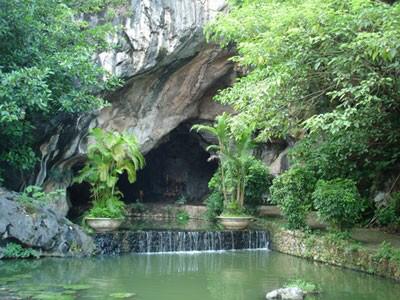 Bảo tồn di tích khảo cổ hang Con Moong, Thanh Hoá