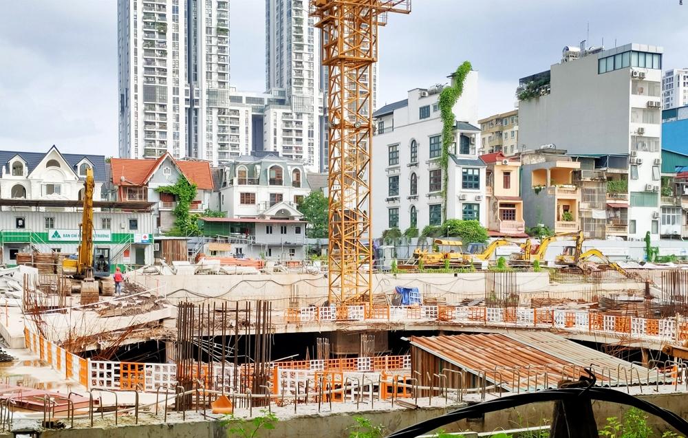 Hà Đông (Hà Nội): Nhiều khách hàng bức xúc, phản đối chủ đầu tư dự án Hesco Văn Quán