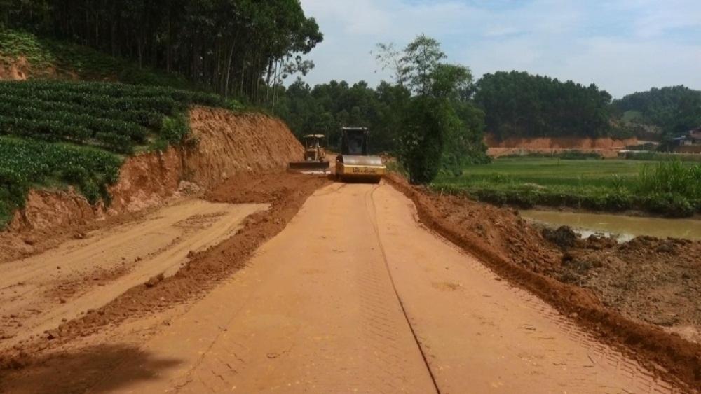 """Thái Nguyên: Nông thôn mới đổi thay vùng đất """"lử khử lừ khừ"""""""