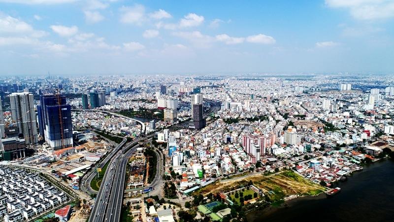 Thành phố Hồ Chí Minh ứng dụng công nghệ GIS vào quản lý đất đai