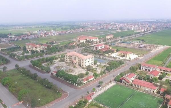 Một dự án của Vingroup tại Bắc Ninh giảm quy mô hơn 60ha