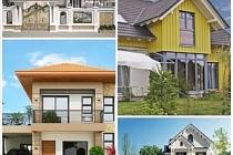 Lưu ý khi thiết kế nhà mái Thái 2 tầng mà ai cũng nên biết