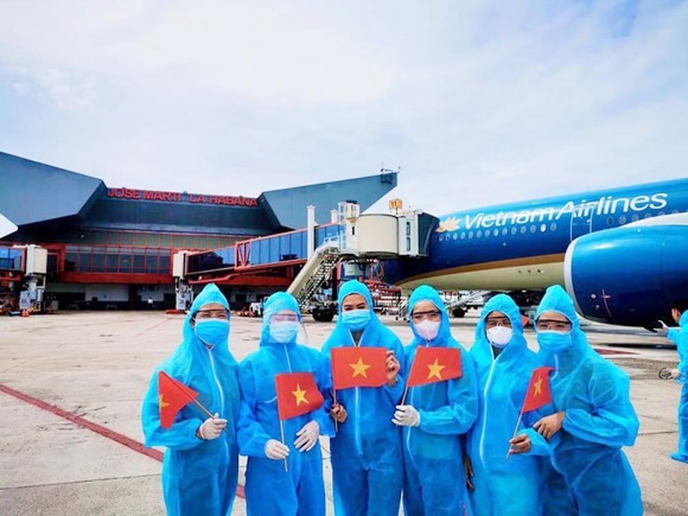 Thanh Hóa: Tạm dừng đón công dân từ Thành phố Hồ Chí Minh trở về quê hương bằng máy bay