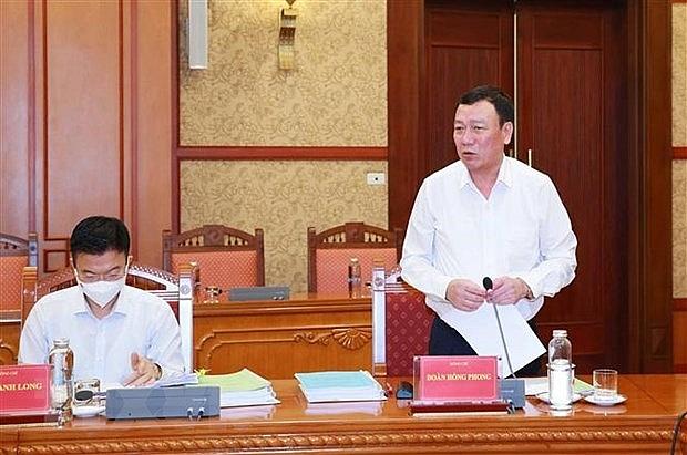 phien hop thu 20 ban chi dao trung uong ve phong chong tham nhung