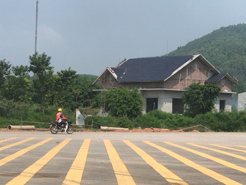 Vĩnh Phúc: UBND huyện Tam Đảo có bao che cho công trình sai phạm tại thị trấn Đại Đình?