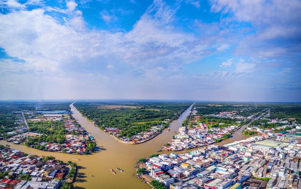 Hậu Giang: Dự án Phát triển đô thị xanh thích ứng với biến đổi khí hậu thành phố Ngã Bảy đầu tư hơn 1.211 tỷ đồng sẽ vay AFD