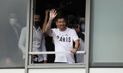 PSG chính thức xác nhận chiêu mộ thành công Lionel Messi