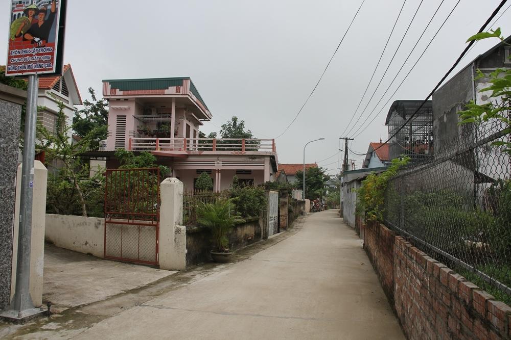 Vĩnh Phúc: Phê duyệt Đề án thiết kế mẫu hệ thống điện chiếu sáng đường giao thông trục xã, thôn, liên thôn