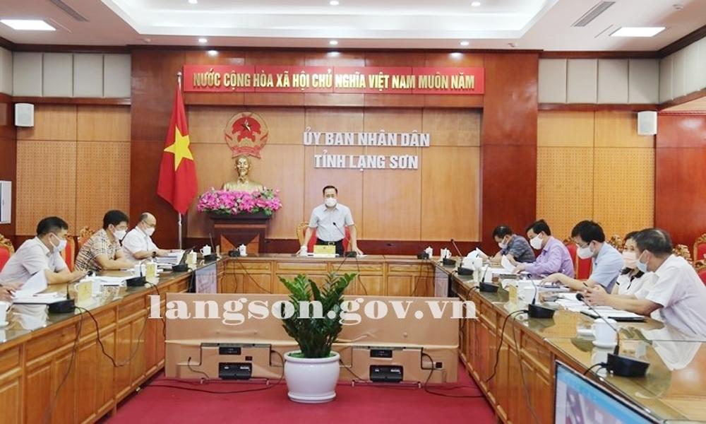 """Lạng Sơn: Chủ tịch UBND tỉnh yêu cầu đẩy nhanh tiến độ, sớm hồi sinh """"siêu dự án"""" hơn 61 triệu USD"""