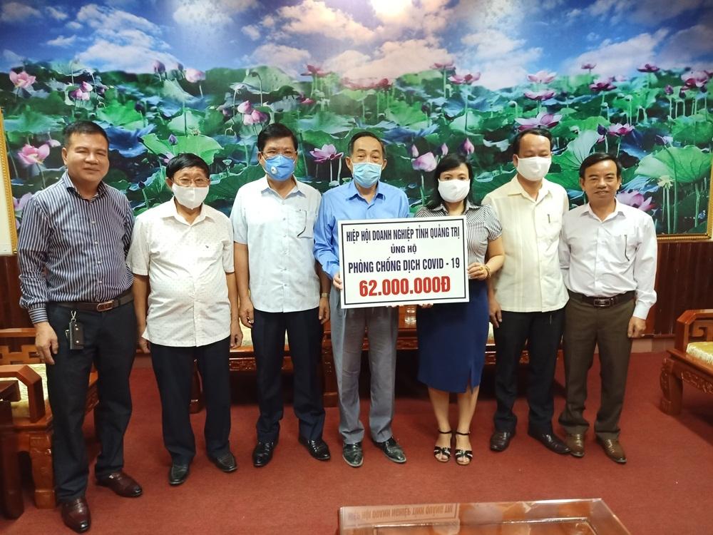 Quảng Trị: Hỗ trợ 15 tỷ đồng cho người dân ở các tỉnh phía Nam gặp khó khăn do Covid-19