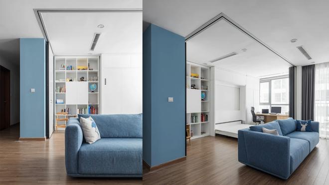 3 mẹo thiết kế nội thất giúp căn hộ chung cư trở nên thoáng đãng,