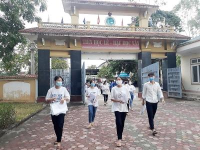 Hà Tĩnh: Thành lập Quỹ hỗ trợ học sinh đạt điểm cao, hoàn cảnh đặc biệt khó khăn vào đại học