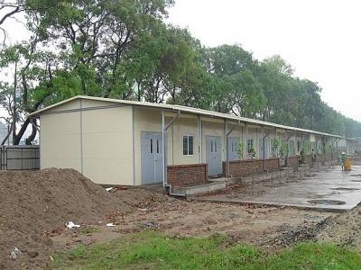Hướng dẫn tính chi phí nhà tạm để ở và điều hành thi công