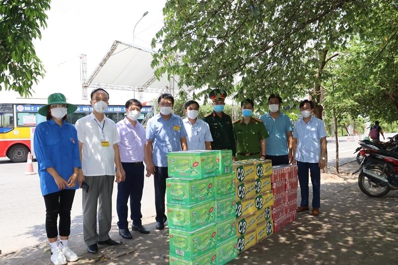 Giao Thủy (Nam Định): Tăng cường công tác kiểm soát người, xe ra vào huyện 24/24h