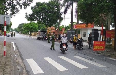 Hà Nội: Xử phạt trên 26.000 trường hợp ra đường không có lý do chính đáng