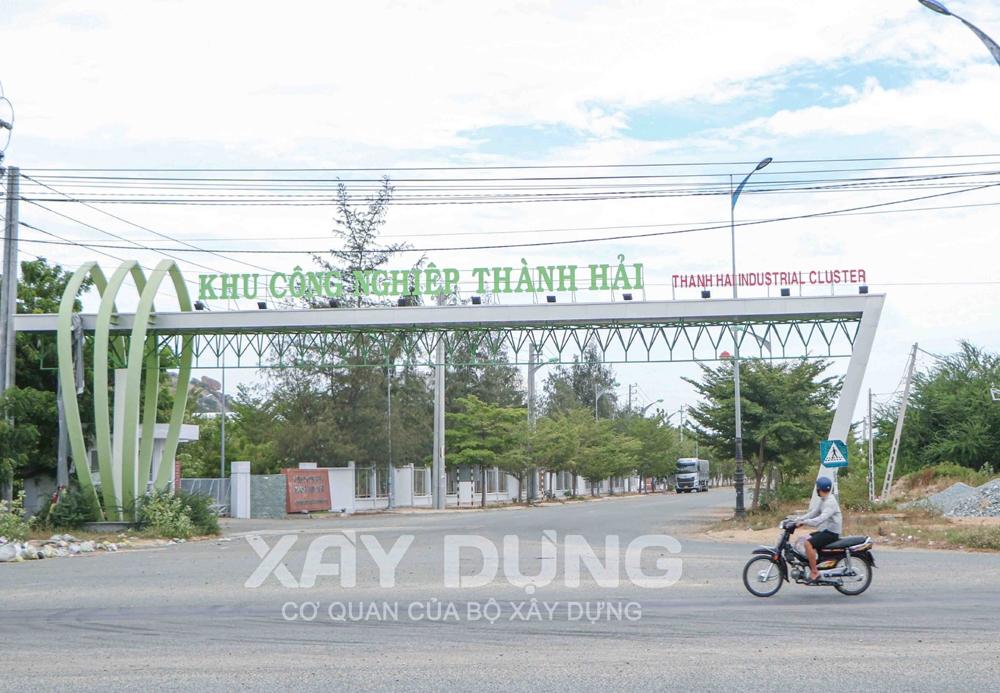 Ninh Thuận: Phát hiện hàng loạt tồn tại, hạn chế tại Dự án xử lý nước thải, giao thông nội bộ Khu công nghiệp Thành Hải