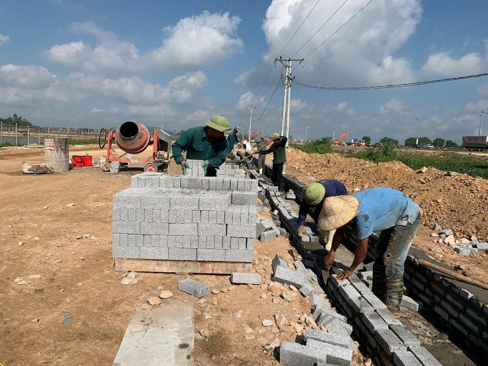 Thanh Hóa: Tăng cường công tác phòng, chống dịch Covid-19 trên công trường xây dựng