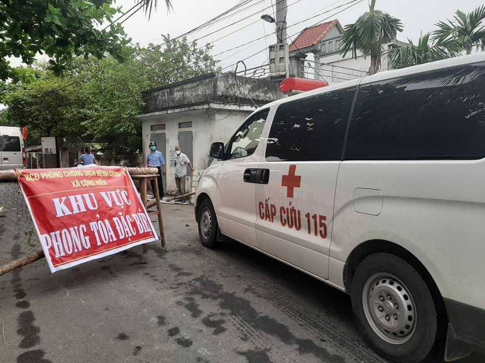 Vĩnh Bảo (Hải Phòng): Khởi tố vụ án hình sự liên quan đến phòng, chống dịch Covid-19