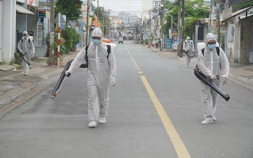 Đồng Nai tiếp tục cách ly y tế toàn bộ 5 phường trên địa bàn thành phố Biên Hòa