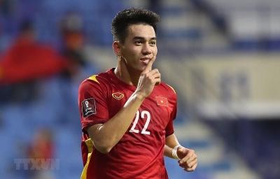 """Tiến Linh xuất hiện trên """"bản đồ phẳng bóng đá thế giới"""" của FIFA"""
