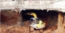 Công nghệ xây tầng hầm từ trên xuống