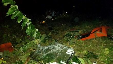 Xe khách lao xuống vực ở Sapa, gần 40 người thương vong
