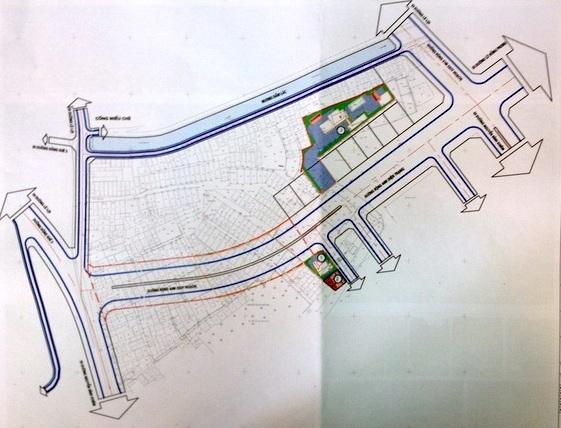 Hải phòng: công bố quy hoạch tuyến đường t4