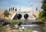 Ưu đãi tiền thuê đất với dự án thoát nước, xử lý nước thải